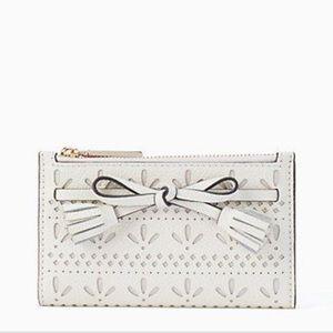 NWT!!! Kate Spade ♠️ Hayes Perf small wallet